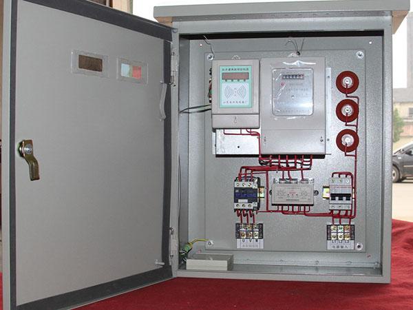 无井房射频卡机井灌溉控制箱3