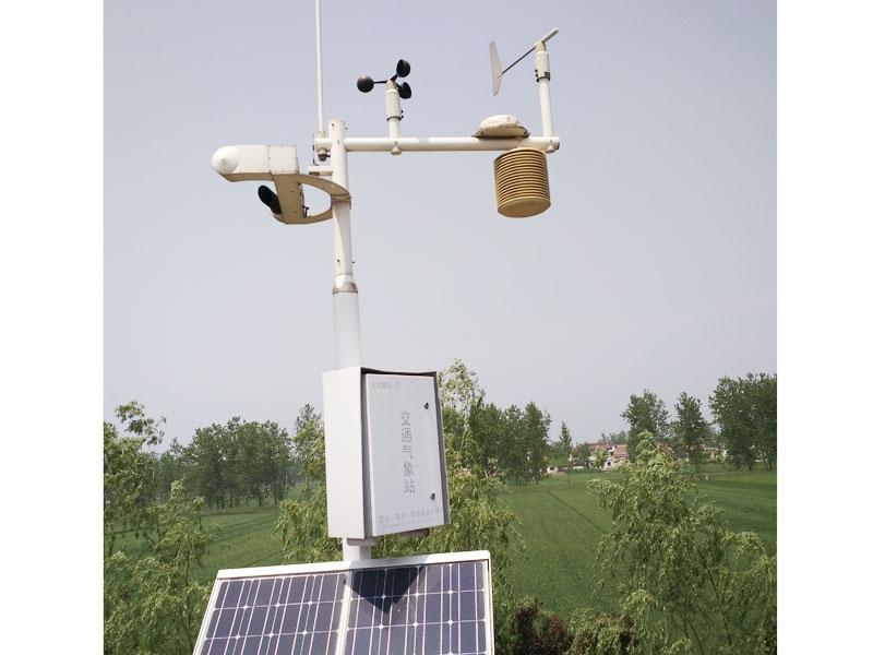 田间小气候监测