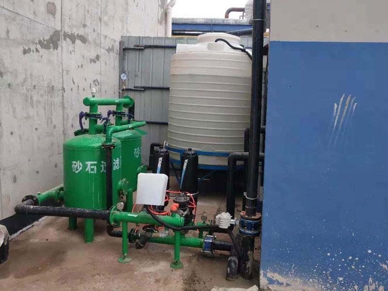 地下水回灌装置