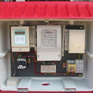 户外式射频控制柜