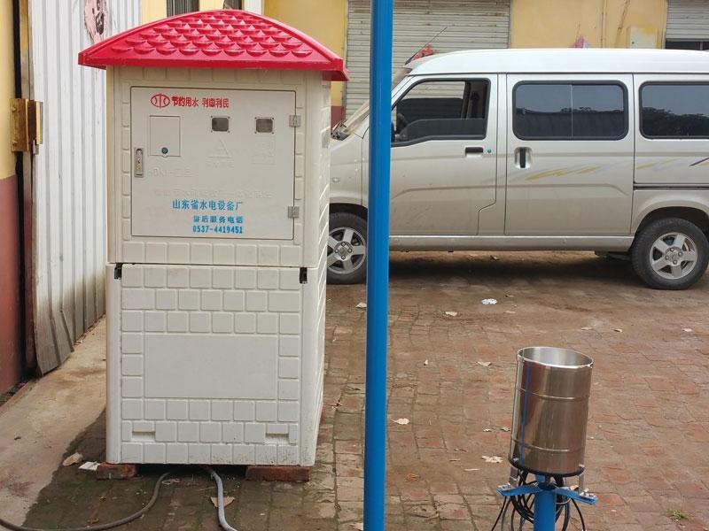 射频卡机井灌溉控制LOVEBET爱博体育官网构成和特点