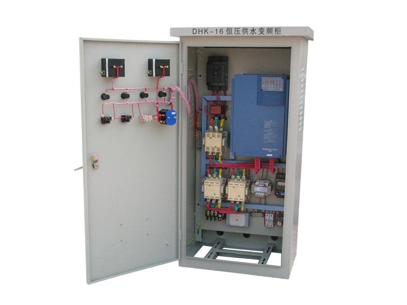 联盛自控设备对变频恒压供水的介绍
